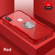 Роскошные для iPhone X Xs Max Xr 6 S 7 8 плюс телефон с подушки безопасности противоударный защитный чехол Чехол палец кольцо магнитный автомобильный держатель