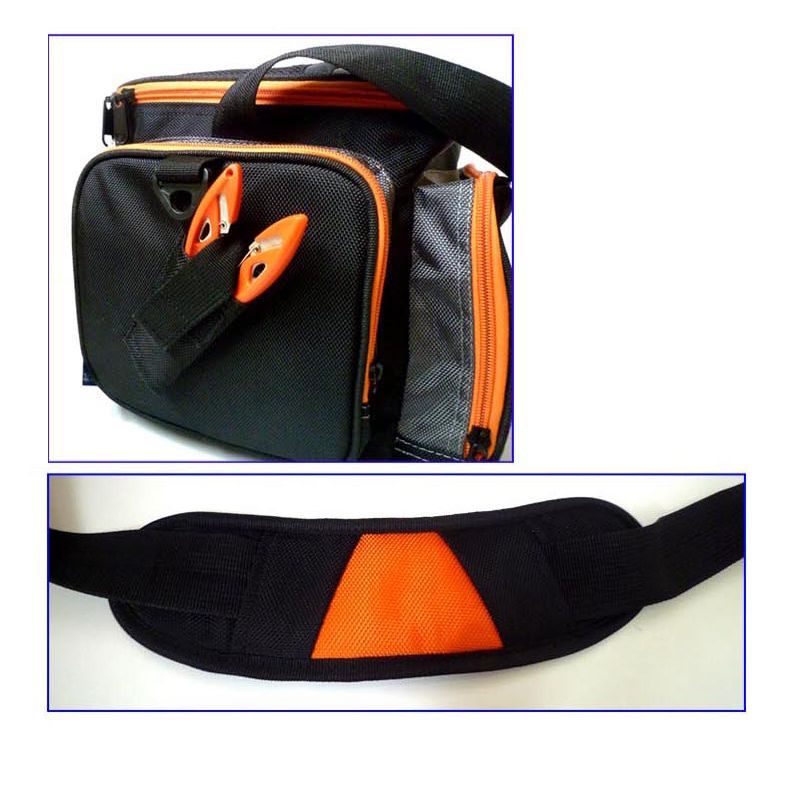 Multifunctional Fishing Bags 372324cm1200d Oxford Waterproof Tackle Backpage Pesca Acesorios Sac Canne A Peche Bagage Pour La In Fishing Bags From Sports