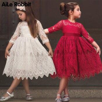Niños Niñas Zapatos Bowknot Zapatos De Cuero De Diamantes De