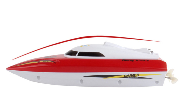 RC Boat toy High Speed Fast Boat Brinquedos Water toys Scale model Speed boat Radio Remove Control Mosquito craft Kids toys