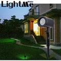 Prima de Césped Al Aire Libre Cielo Luz Láser Proyector Luz Ducha Paisaje Parque Jardín Luces de Navidad Fiesta De Jardín Decoraciones
