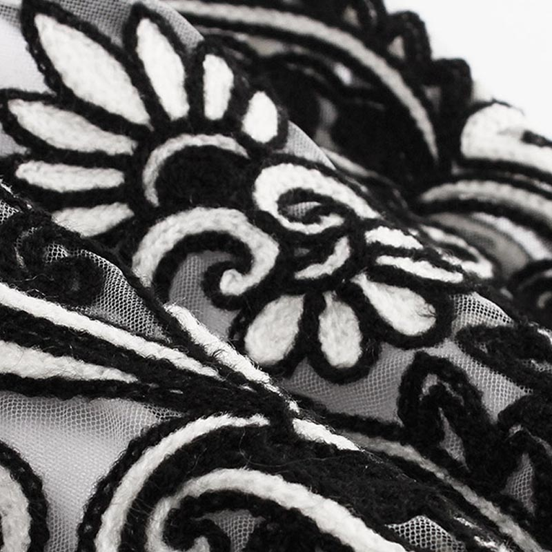 Sisjuly vrouwen vintage jaren 1950 stijl jurken bloemenprint - Dameskleding - Foto 6
