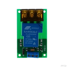 1 Channel 5V 30A Relay Board Module Optocoupler Isolation High/Low Trigger Relay стоимость