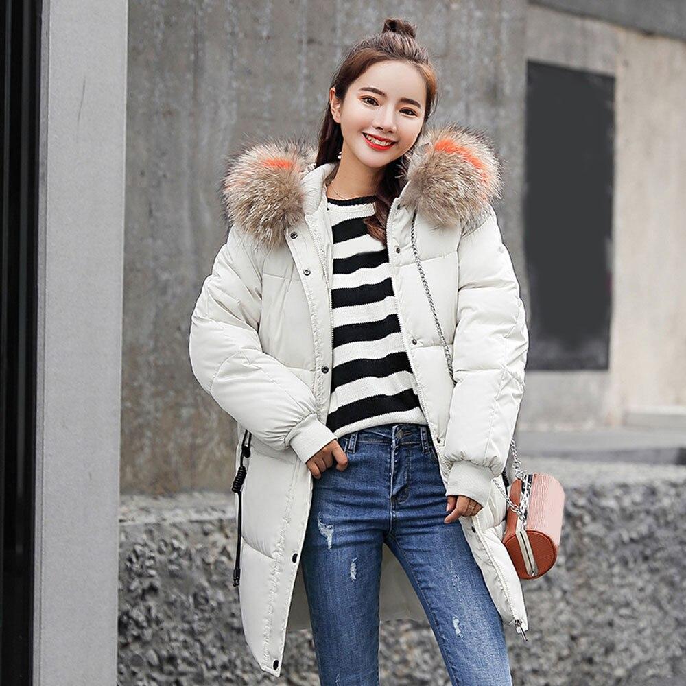 Plus Taille Mode Capuche 2018 Poche Zippée Automne Manteaux c Hiver Lâche Bas Sep27 Solide La De Femmes Outwear Manteau Parka A b Veste À Ybf7gyvI6