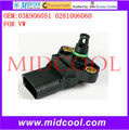 High Quality Auto Parts Air Pressure Sensor OEM:03K906051 0281006060