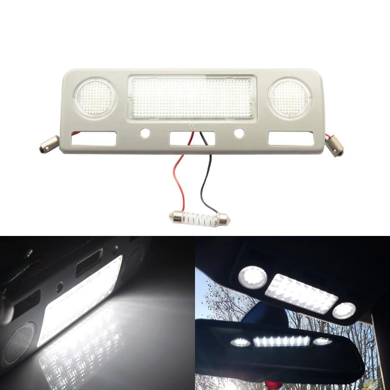 1 шт. ксеноновый белый светодиодный потолочный светильник для BMW E39 M5 E38 5 7 серии 525i 528i 540i 740il центральный внутренний светильник для автомобиля-Стайлинг