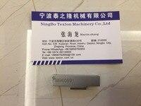 Santoni Seamless Underwear Machine SM8 TOP2 Use Throat Plate Height Caliper M960591