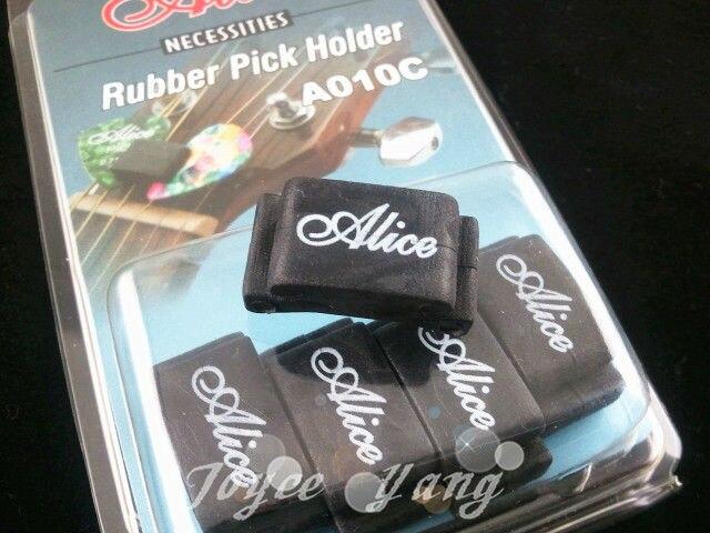 Alice A010C gitara HeadStock gume Pick Holder sa slobodnim 5pcs - Glazbeni instrumenti - Foto 2