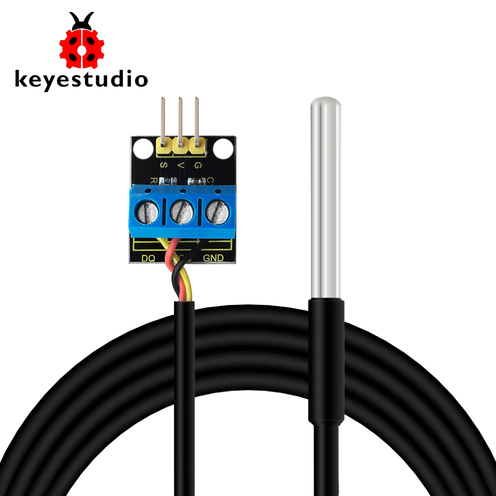 Buy Waterproof Sensor And Get Free Shipping On Analog Thermometer Using Thermistor Ntc Arduino Open Electronics