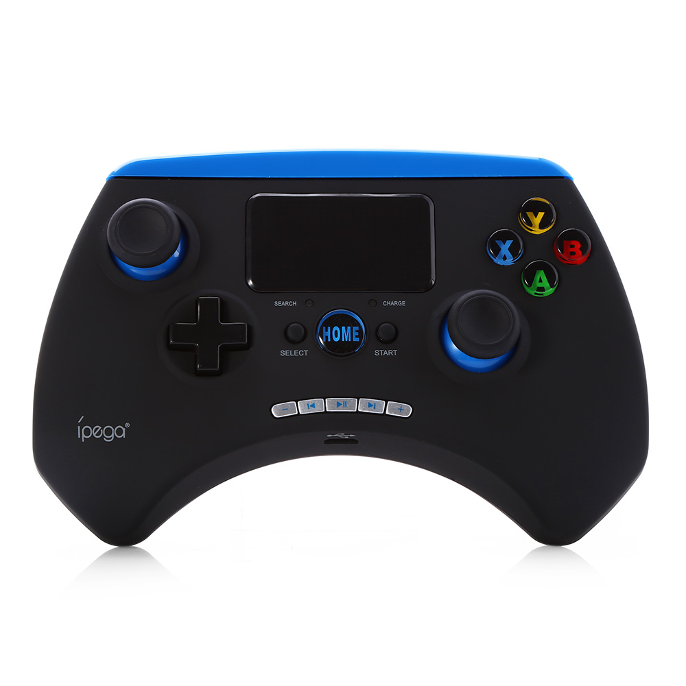 Original iPEGA PG 9028 Multimedia Wireless Bluetooth Game Controller Gamepad Joystick 2 0 Touch Pad for