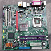 EG31M support DDR2 775 pin integrated motherboard founder Haier original machine
