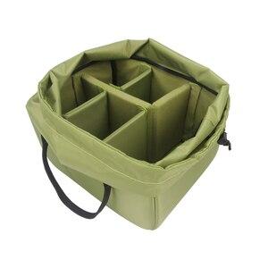 Image 4 - New  Arrival Waterproof Camera Liner Case Protective Soft Shockproof DSLR SLR Camera Lens Bag Insert Padded Digital Pouch
