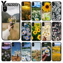 coque iphone 6 sunflower