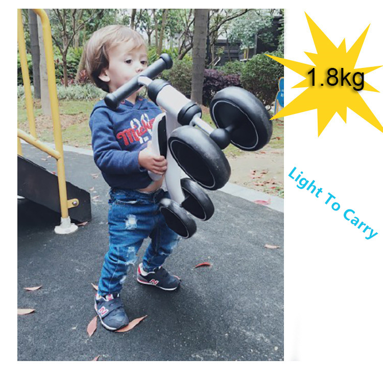 HTB176M3aQT85uJjSZFgq6AZvVXa1 New brand children's bicycle balance scooter walker infant 1-3years Tricycle for driving bike gift for newborn Baby buggy