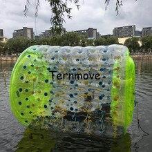 Водные игрушки надувные ролик надувной ходьба колеса надувных шарика надувные водные прогулки плавающей roll