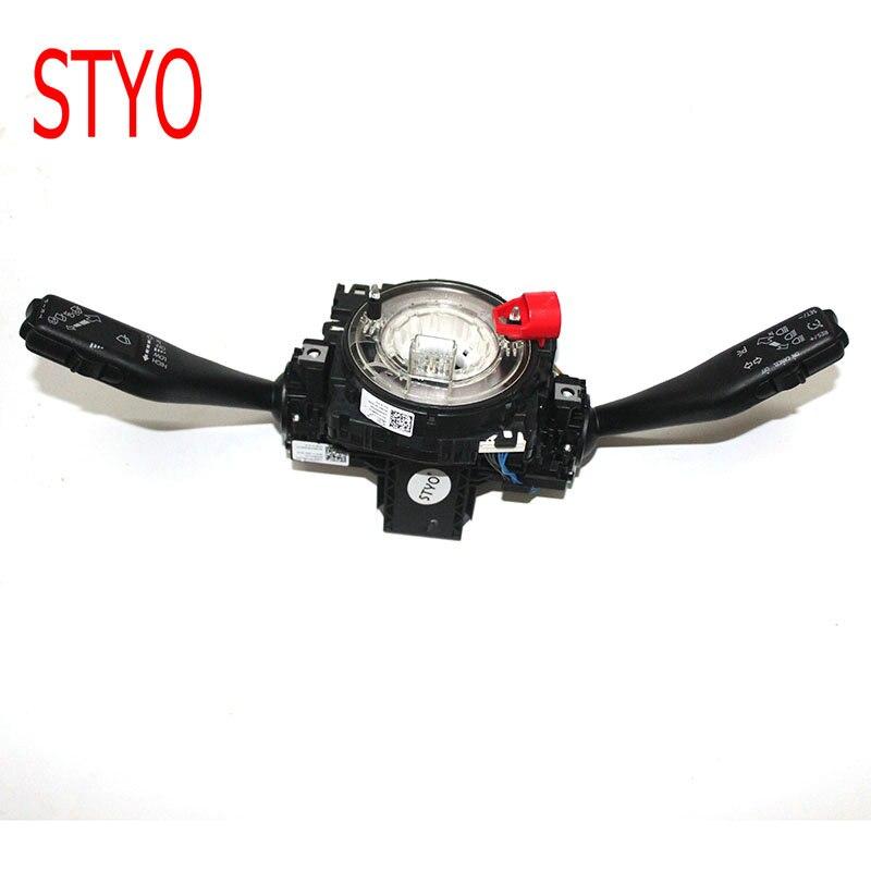 STYO For VW GOLF 6 MK6 MF Steering Wheel Module and Unit Cruise Control System Stalk
