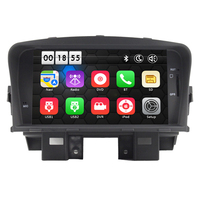 Car DVD Player Navigation System for Chevrolet Cruze Daewoo Lacetti Premiere Holden Cruze 2008 2009 2010 2011 with Raido RDS