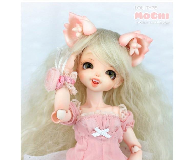 OUENEIFS Dollpamm Mochi bjd sd 1/6 yosd toy model reborn baby girls boys dolls eyes High ...