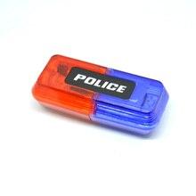 Ночное использование сотрудников службы безопасности, наплечная сигнальная лампа, полицейская сигнальная лампа, встроенный аккумулятор, светодиодный светильник