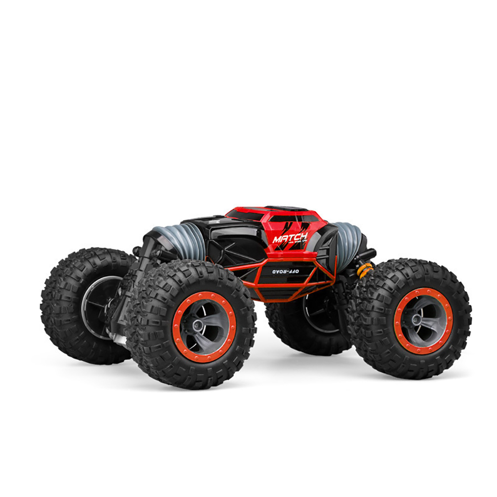 20km/h Remote Control Electric Rock Crawl Off Road Truck High Speed Racing Climbing 4X4 RC Car 2.4G 4WD Monster Vehicle, One Key
