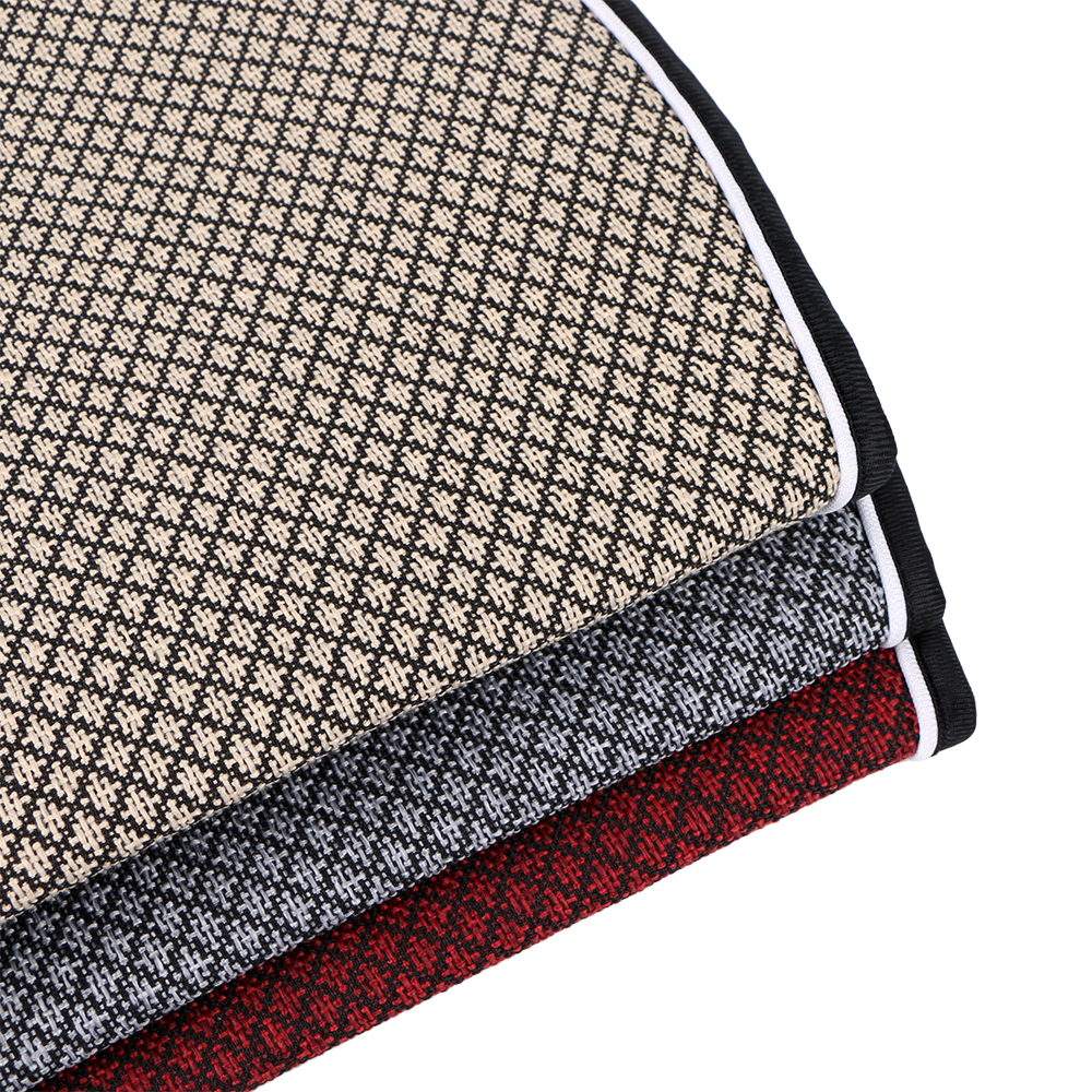 Image 3 - 1 Piece Car Front Seat Cover Pad Artificial Linen Automobile Single Cushion O SHI CAR Universal fit for Lada, Buick, Mazda, etc.-in Automobiles Seat Covers from Automobiles & Motorcycles