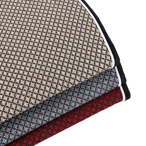 Image 3 - 1 Piece Car Front Seat Cover Pad Artificial Linen Automobile Single Cushion O SHI CAR Universal fit for Lada, Buick, Mazda, etc.