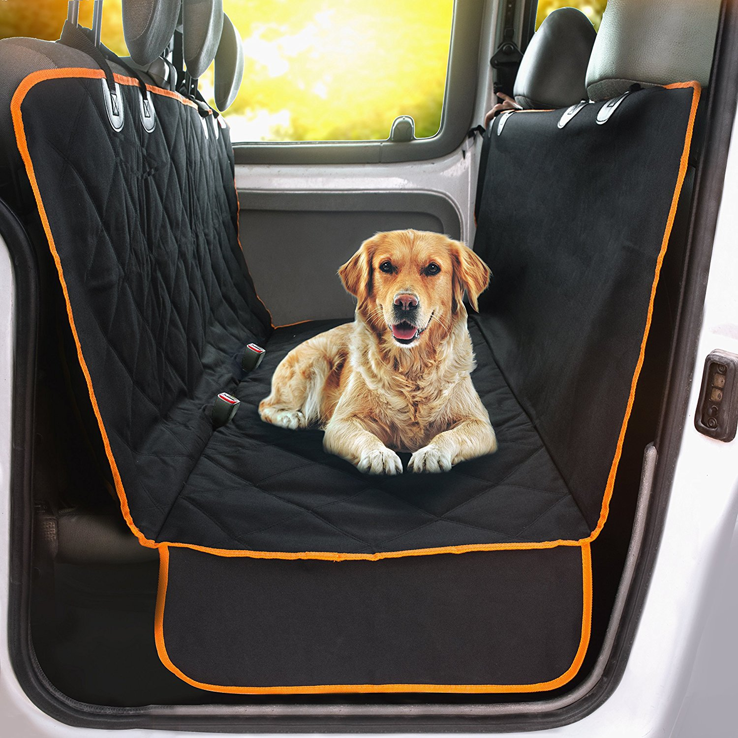 Dog Seat Cover Car Seat Cover for Pets Pet Seat Cover Hammock