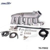 Engine Swap Turbo Intake Manifold For Nissan RB25 ECR33 High Performance TK IT5932