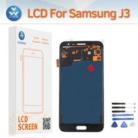 Adjust Bright LCD Screen For Samsung Galaxy J320 SM J320FN J3 2016 J320M J320H DS LCD