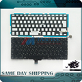 Genuino 98% Nuevo JP Japanese Keyboard & New Backlit para macbook pro 13 ''a1278 teclado japonés 2008 año mb466 MB467