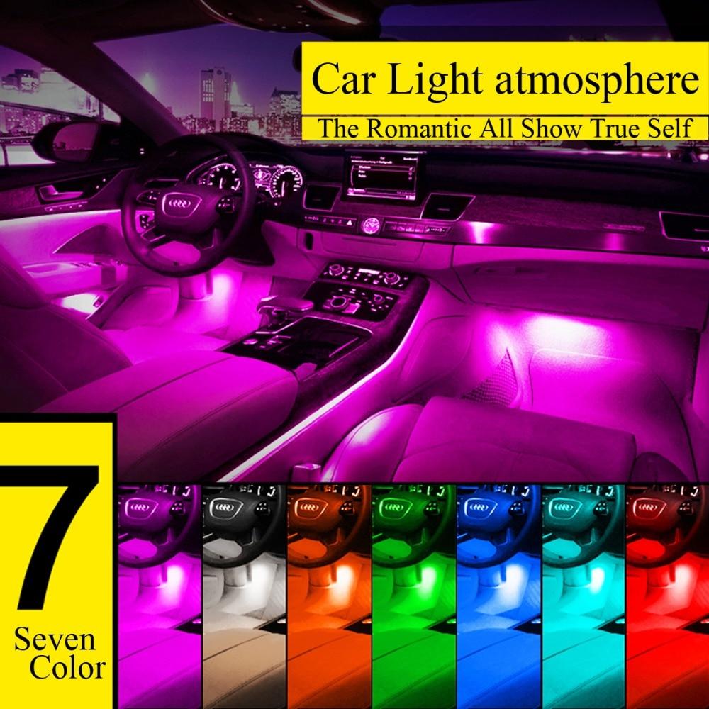 Атмосфера світлодіодної смуги - Автомобільні фари - фото 6
