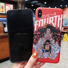 One Piece Luffy Phone Case For iPhone