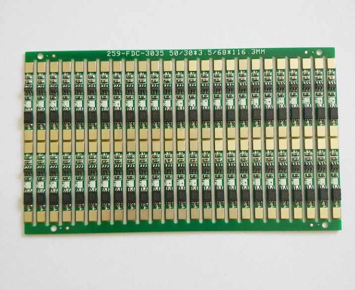I51 1PCS 1S 3.7V 3A li-ion BMS PCM bordo di protezione della batteria pcm per 18650 agli ioni di litio li batteria