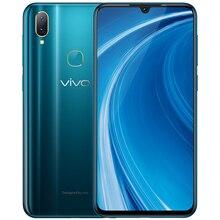 Оригинальный Vivo Z3 мобильный телефон смартфон на Android 8,1 4 г LTE Snapdragon 710 Octa Core инфракрасный уход за кожей лица Wake смартфон 16MP