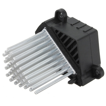 Heater Blower Fan Motor FINAL STAGE Resistor For BMW E46 E39 E83 E53 X5 X3 M5 35 Series 64116923204 Honda Grom