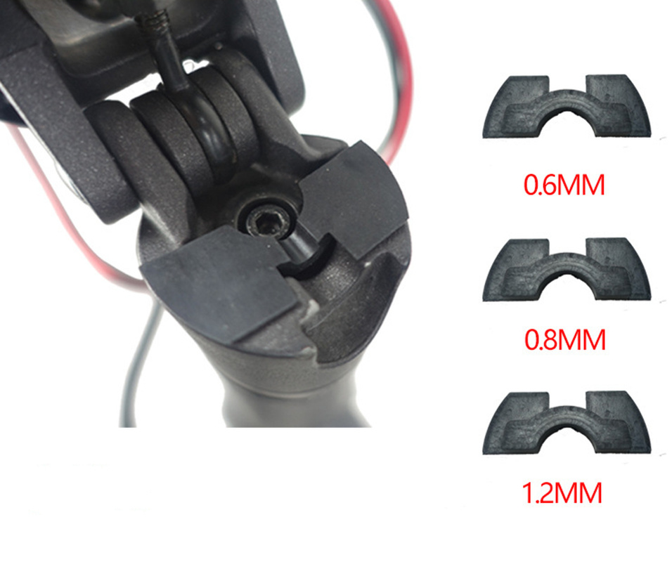 Hot Sale Electric Scooter For XIAOMI MIJIA M365 Shake Reducers Rubber Pad Folding Cushion Front Fork Shake Avoid M365 Part
