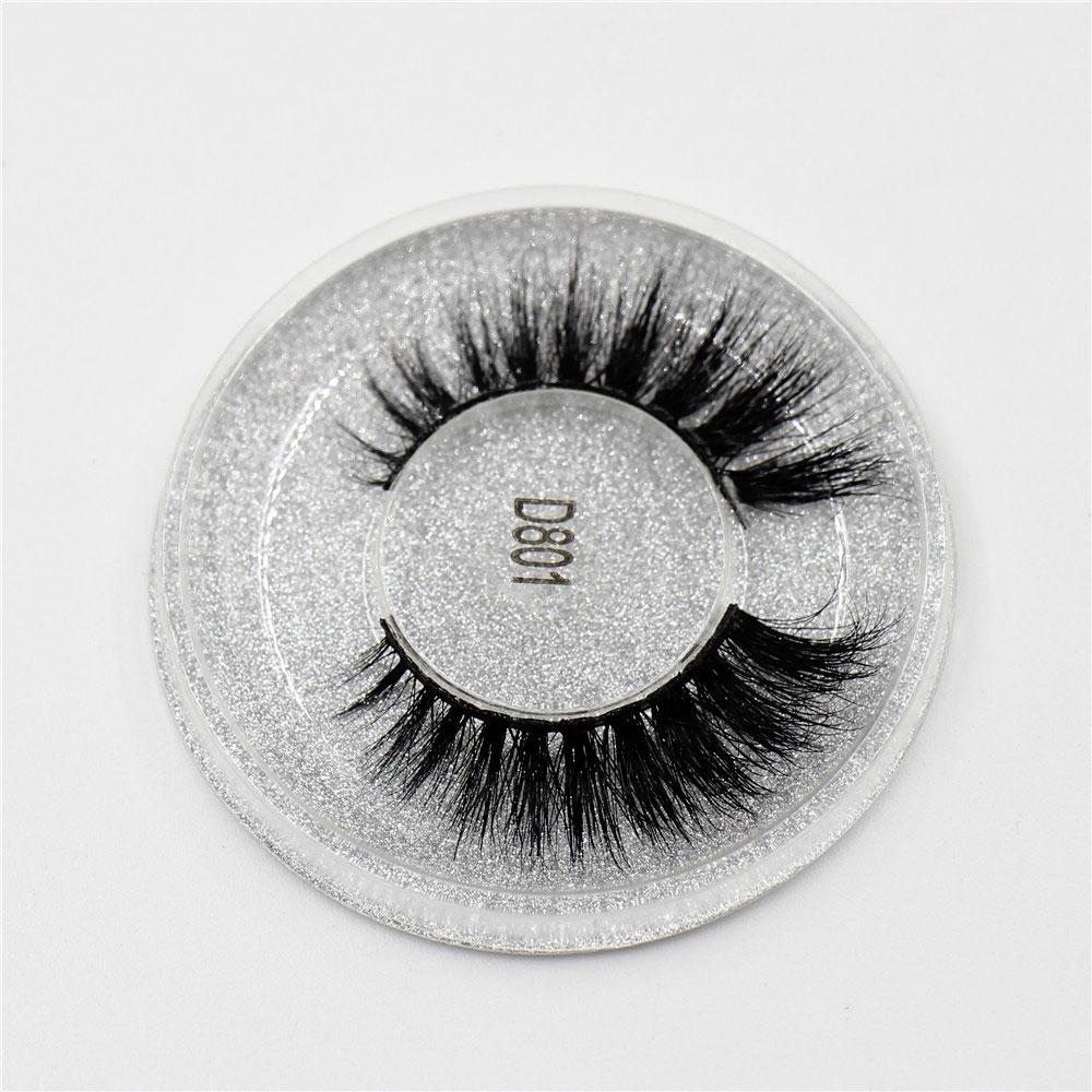 e45adcc89b2 [5] LEHUAMAO Mink Eyelashes 3D Mink Lashes Thick HandMade Full Strip Lashes  Cruelty Free Mink Lashes 13 Style False Eyelashes Makeup-in False Eyelashes  from ...