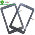 10pcs 100% Original T114 Touch Panel For Samsung Galaxy Tab 3 Lite 7.0 VE T114 Touch Screen Digitizer Glass Panel With Tracking