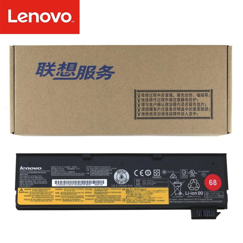 Originale batterie d'ordinateur portable Pour Lenovo ThinkPad X240 T440S T440 X250 T450S X260 S440 S540 45N1130 45N1131 45N1126 45N1127 3 CELLULES