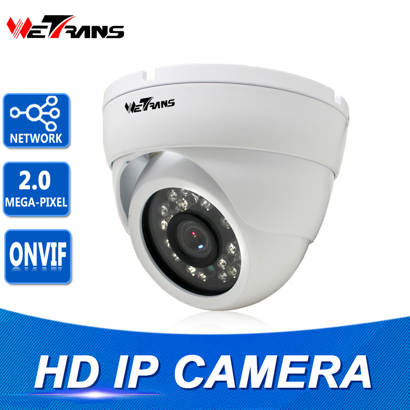 IP Dome Camera 30m Infrared Night Vision Metal Case P2P IR Dome Full HD 3.6mm Megapixel Lens IP CCTV Camera 1080P Indoor POE 4 in 1 ir high speed dome camera ahd tvi cvi cvbs 1080p output ir night vision 150m ptz dome camera with wiper