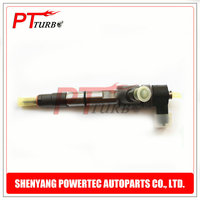NEW Genuine Common rail injector 0445110313 for FOTON 4JB1 0445110445 0445110446 Auto Engine fuel system injector