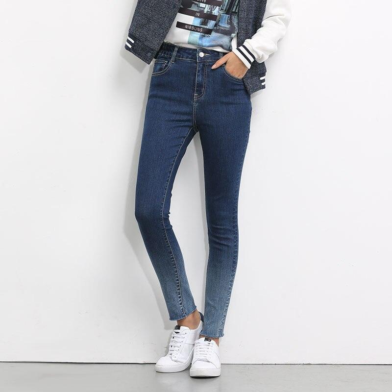 ae048a1fdb2c7 New fashion Plus size women joker jeans pants Big yards loose BF wind  straight boyfriend overdyed ...