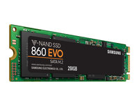 SAMSUNG 860 EVO M.2 250g 500g 250GB 500GB PC computer Desktop Laptop Internal Solid State Drives M.2 SATA6 GB/S SATA SSD