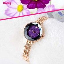 Shsby lady Jewelry Watches Casual Quartz Bracelet W