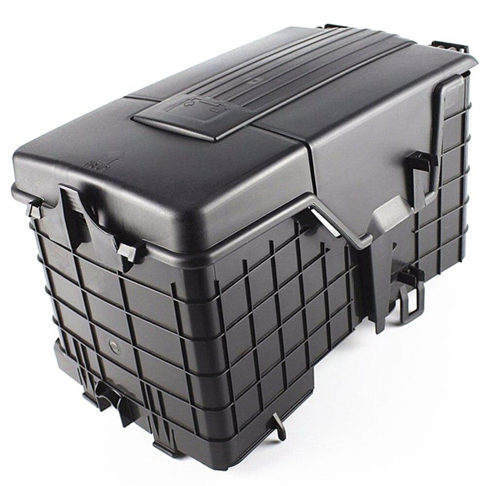 DOXA Battery Cover Dust Cover Protection Box For VW Passat B6 Golf Jetta MK5 MK6 A3 Yeti Seat Leon 1KD915335 1KD915336 1KD915443