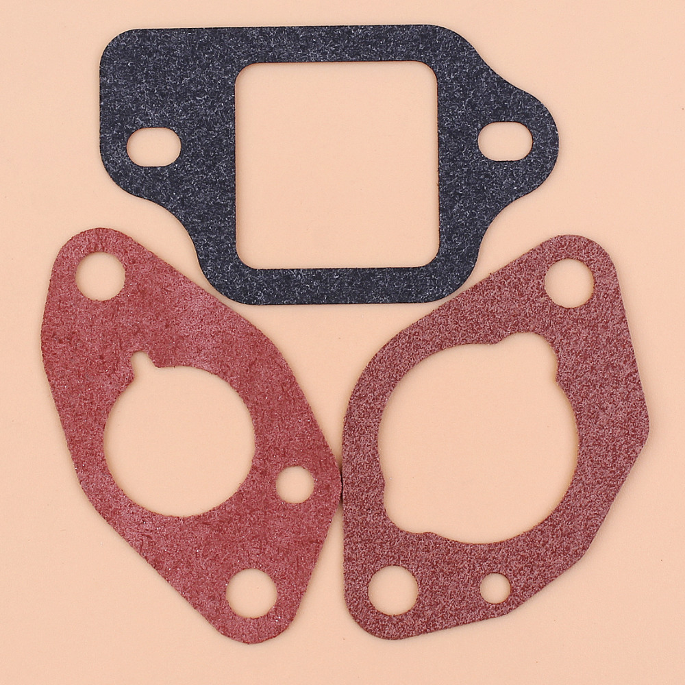 Carburetor Gasket Kit For HONDA GCV135 GCV160 GC160 GCV190 HRB216 HRT216 Gasoline Engine Motor Lawn Mower
