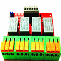 New 4 Channel 5V Relay Module with Optocoupler High and Low Level Trigger for Arduino