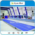 Free Shipping 10x2m Inflatable Air Tumble Track, Inflatable Gymnasium Air Track Mat