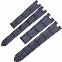 Pesno Calf Skin Genuine Leather Watch Strap Suitable for Rado Centrix Coupole Watch Band Men Women Accessories