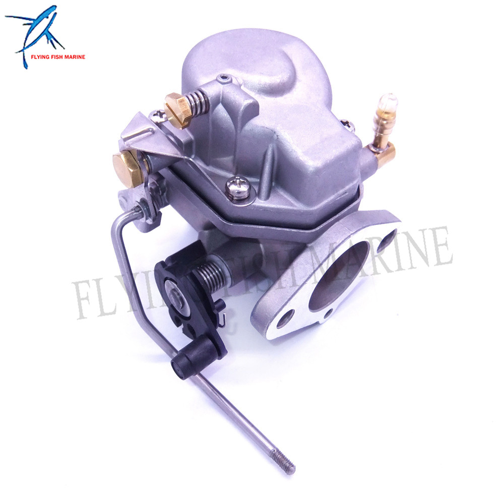 Outboard Motor 13200-964J0-000 Carburetor Assy for <font><b>Suzuki</b></font> DT30 E13 E40 40hp 2-stroke Boat Engine image
